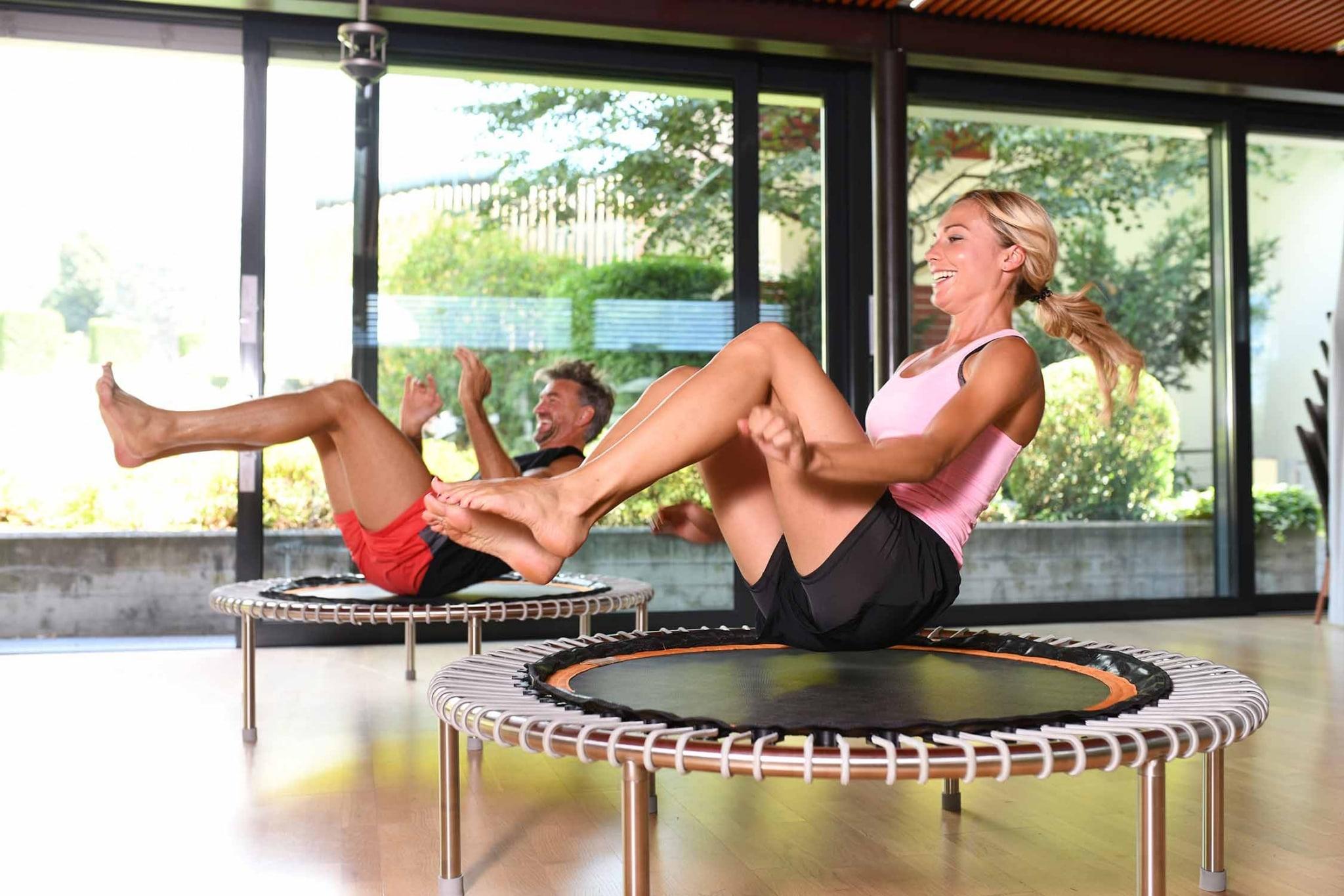 Fitness im Urlaub - Lindenhof in Natuns