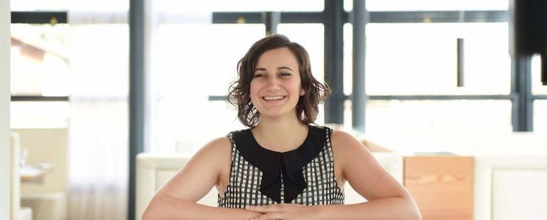 Junior Chefin Chiara Nischler - Lindenhof