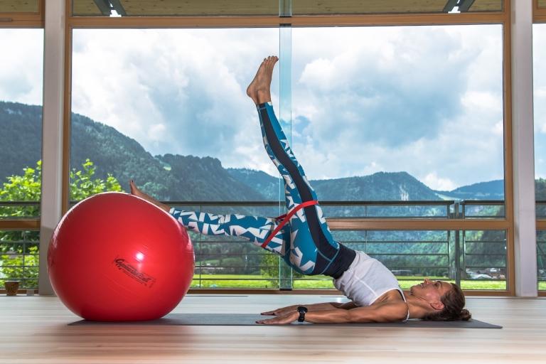 Trainieren im Urlaub - Lindenhof Wellnesshotel