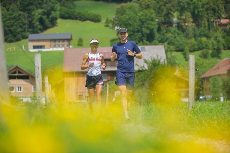 Laufen mit Sandra Urach