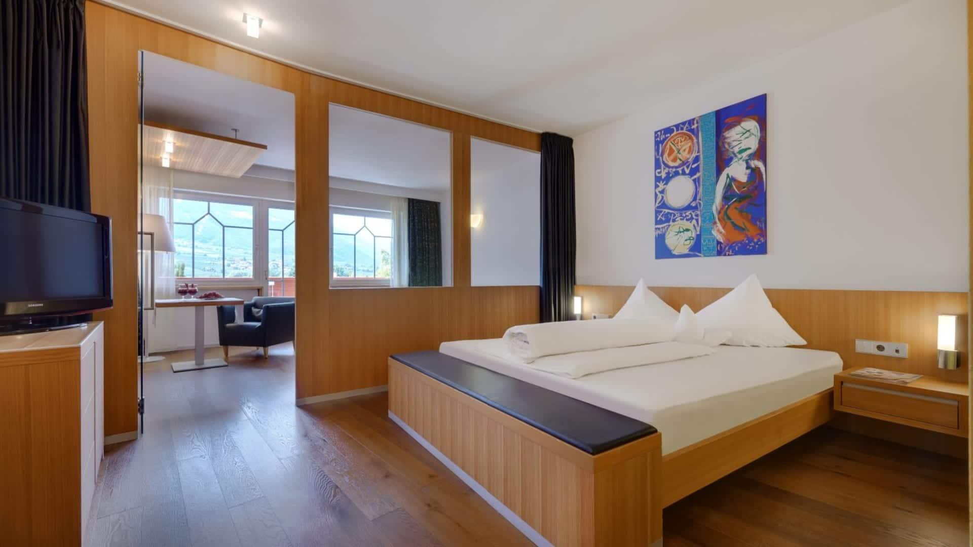Loggia Suite im Lindenhof