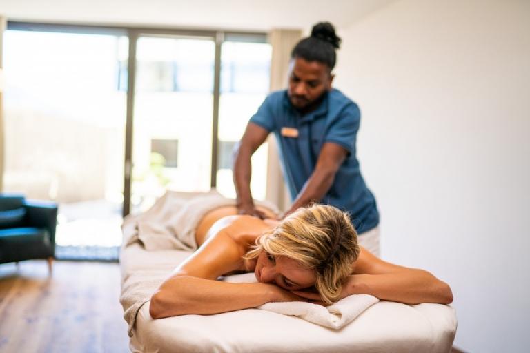 Ayurveda-Massage von Vinoth
