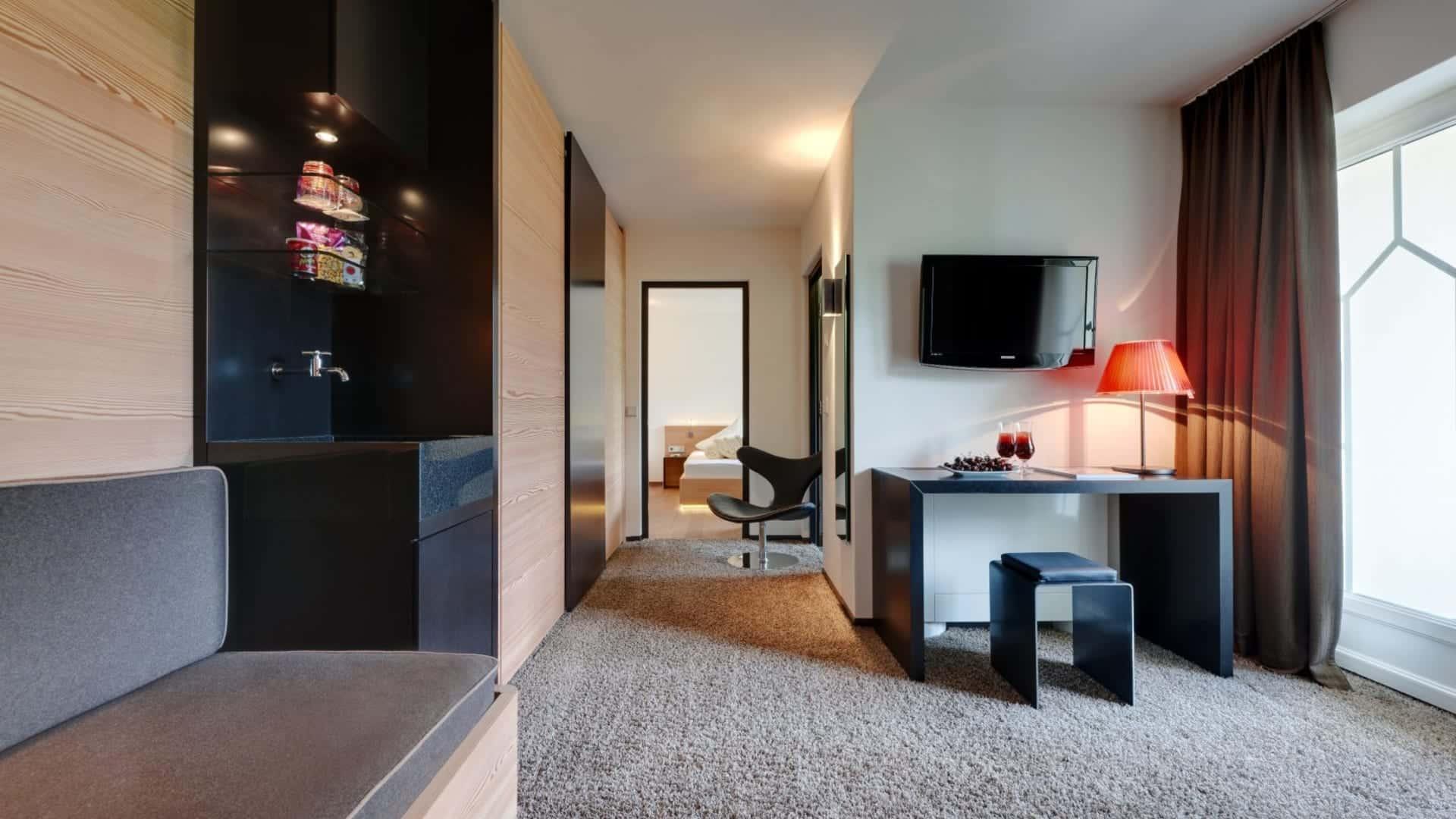 Doppelzimmer Meran im Lindenhof