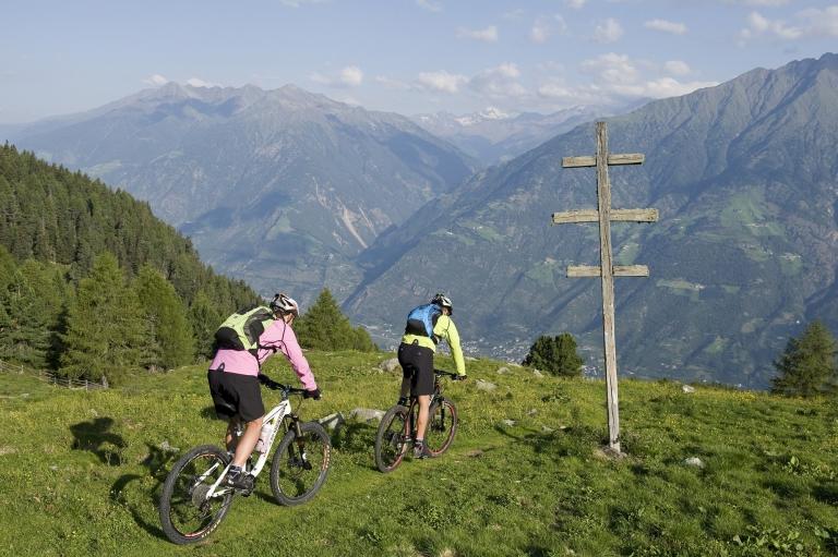 Mountainbike-Urlaub im Lindenhof