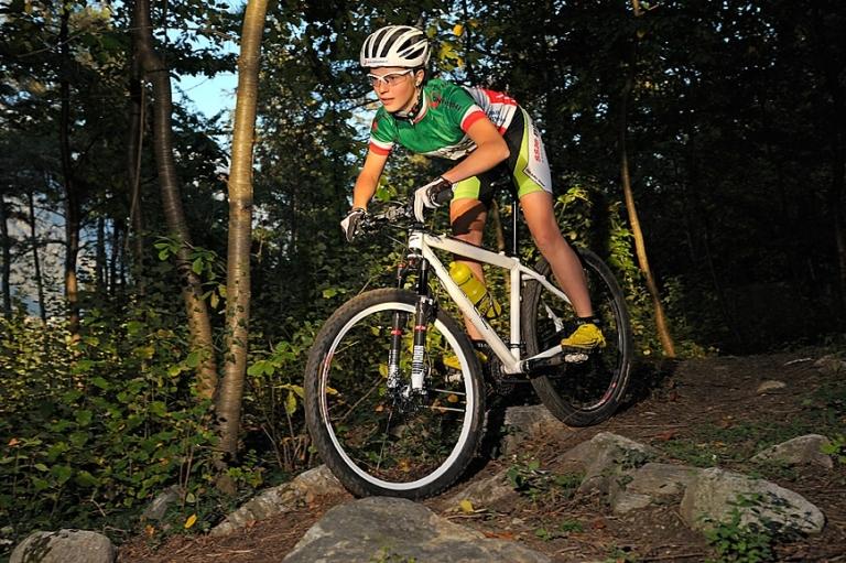 Mountainbike für Kinder im Lindenhof