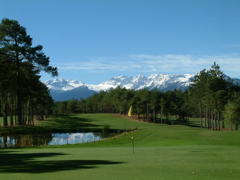Golfplatz - Panorama Sarnonico