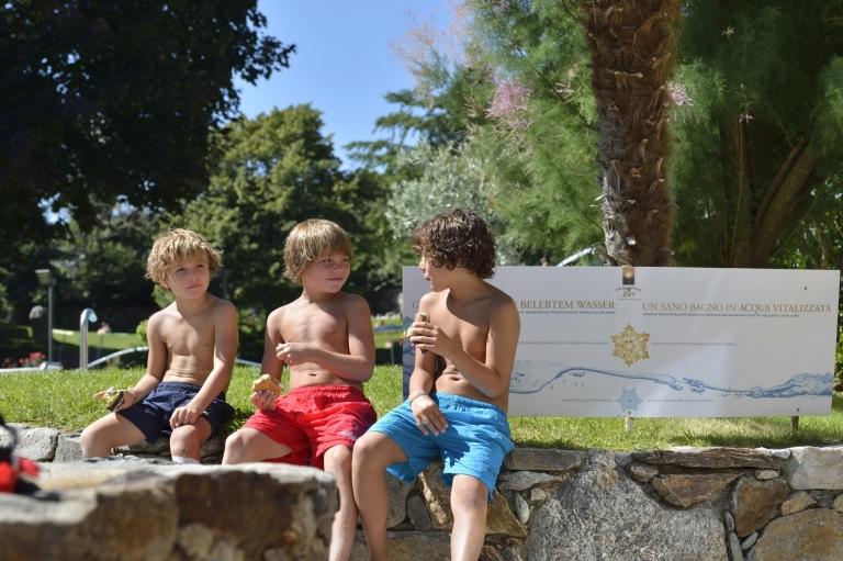 Kinder- und Familienurlaub im Lindenhof