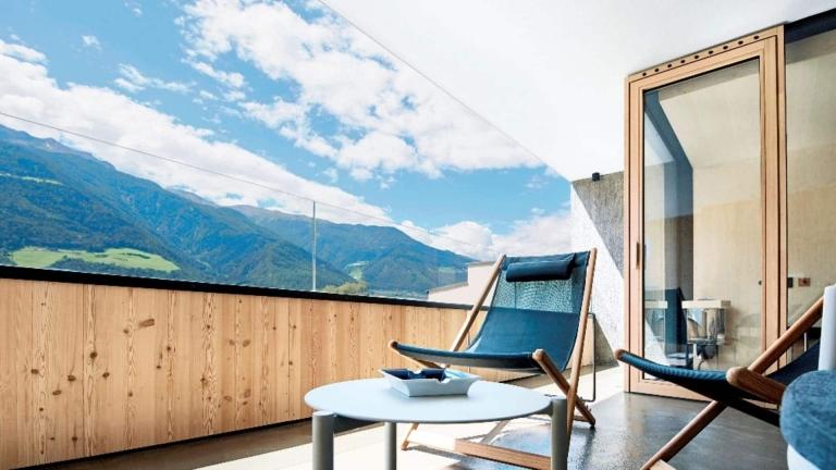 Pur Suite Terrasse - Lindenhof