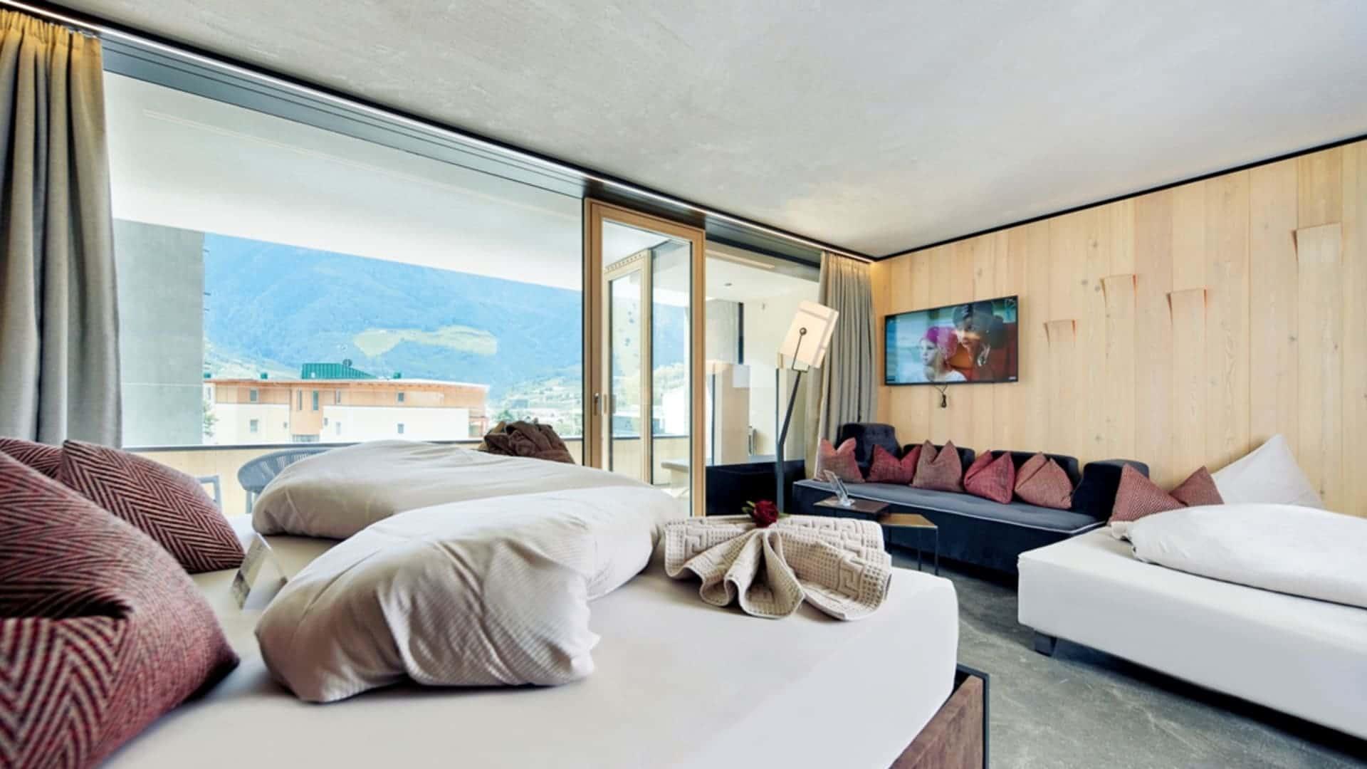 Panorama Suite im Lindenhof