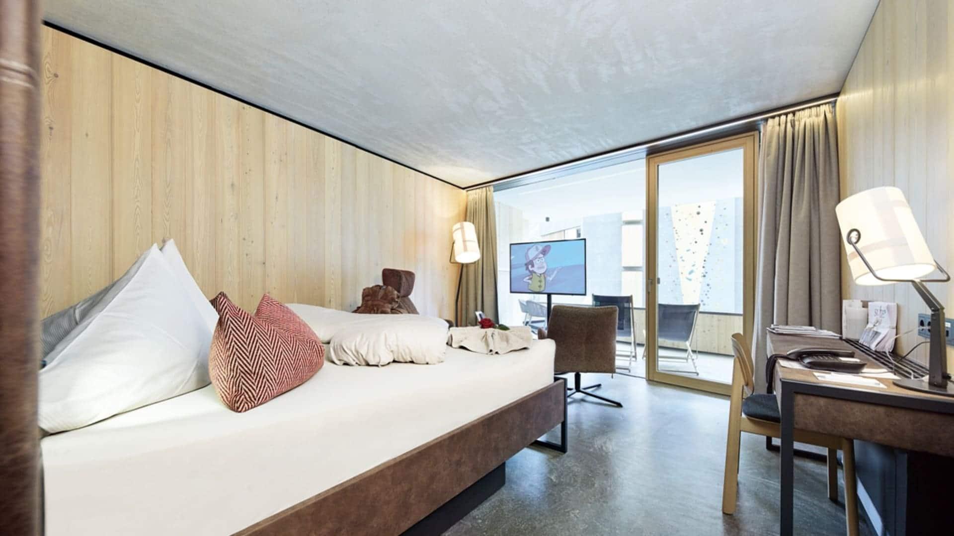 Suite mit Badezimmer im Lindenhof
