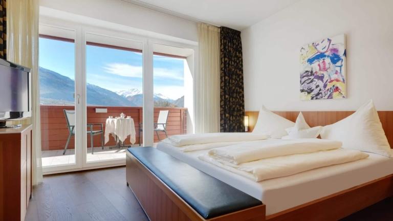 Reschen Suite im Lindenhof