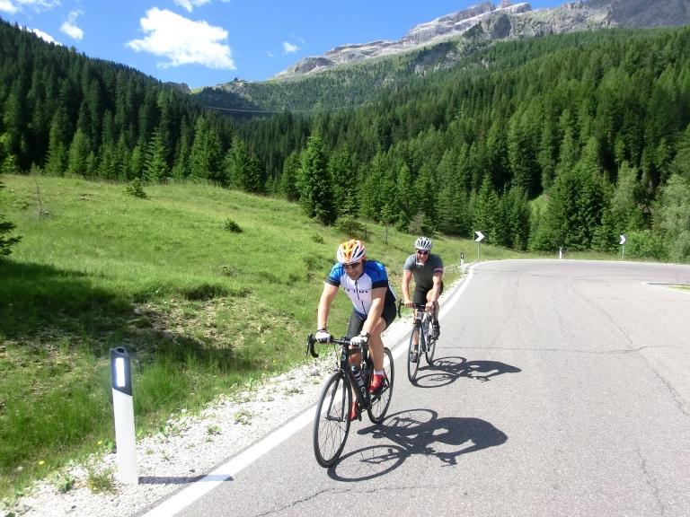 Rennrad-Woche im Sommer 2016 - Lindenhof
