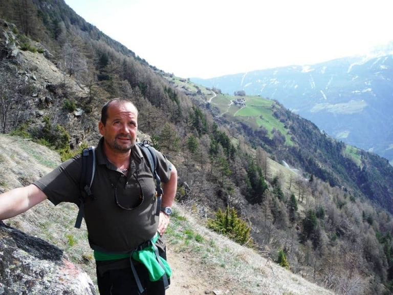 Geprüfter Bergführer in Naturns - Rudi Alber