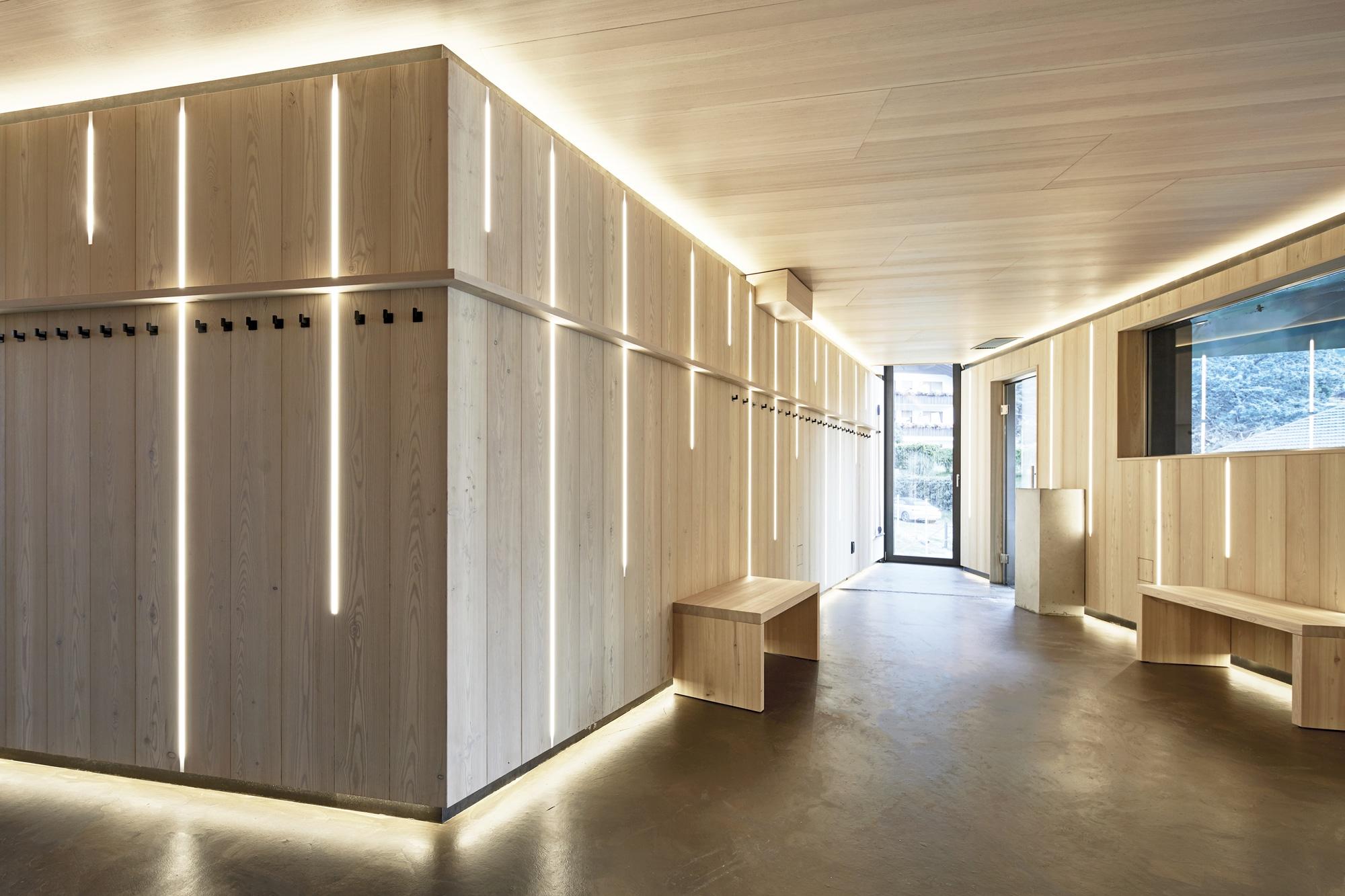Spa im Lindenhof - Sauna