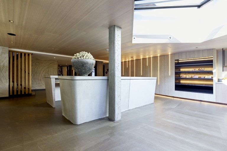 Sauna-Bereich Lindenhof