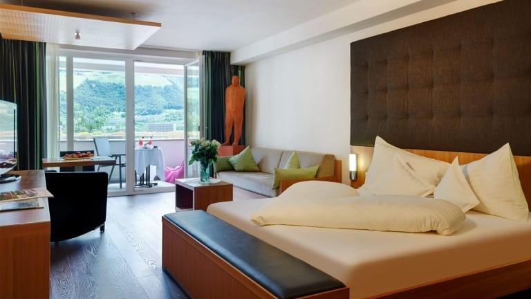 Süd Suite - Zimmer im Lindenhof