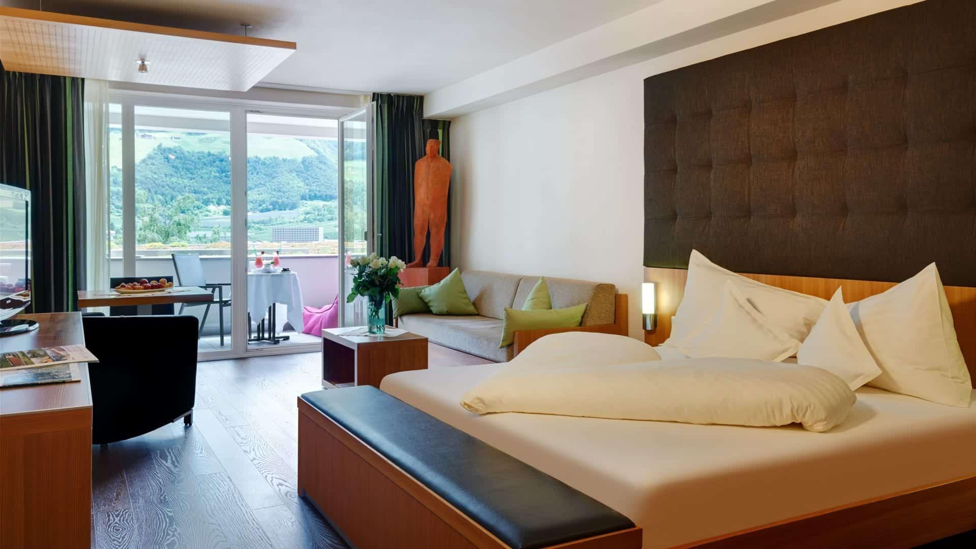 Süd Suite im Lindenhof