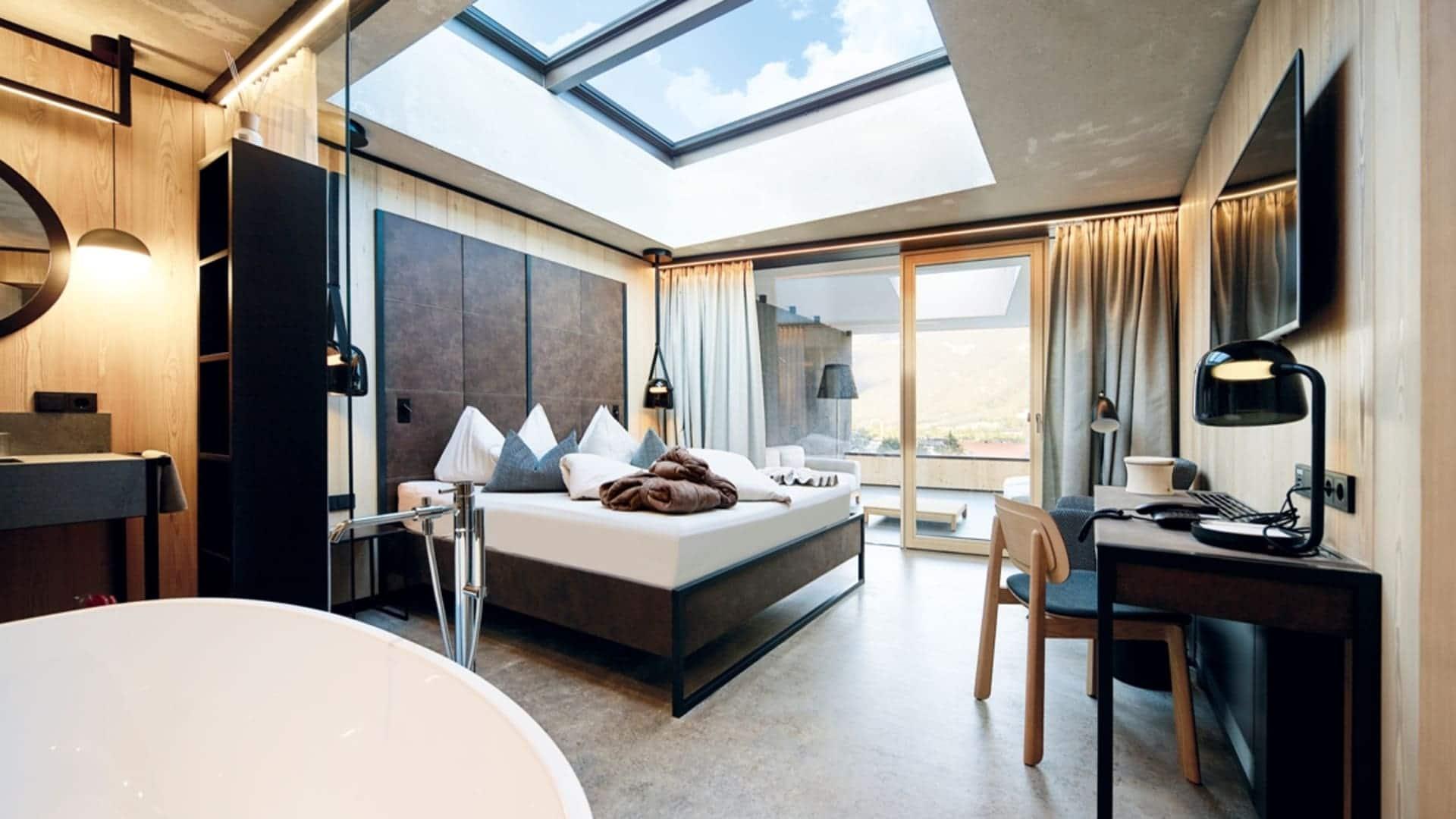 Penthouse Suite im Lindenhof