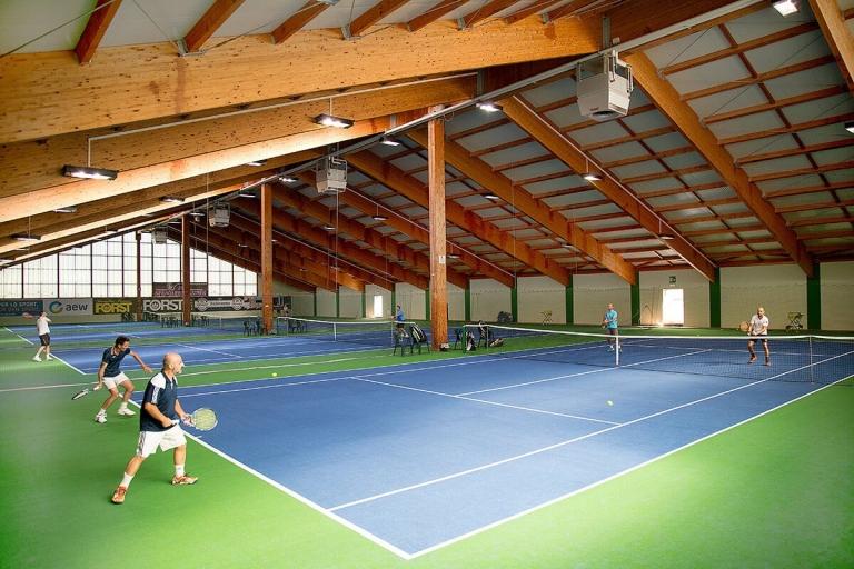 Tennis im Urlaub - Lindenhof