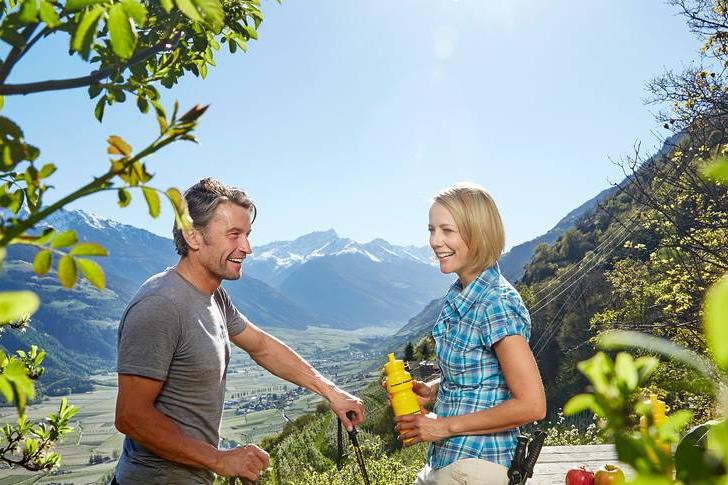 Wandersaison in Südtirol