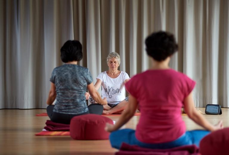 Meditation und Yoga im Urlaub