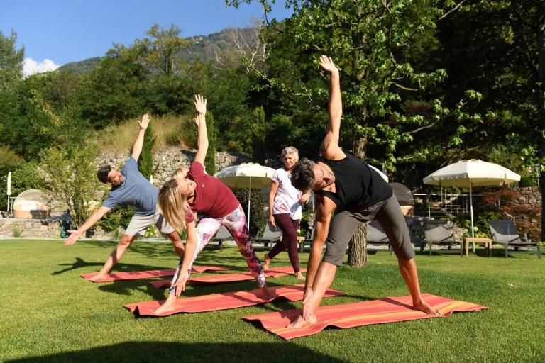 Yoga im Lindenhof