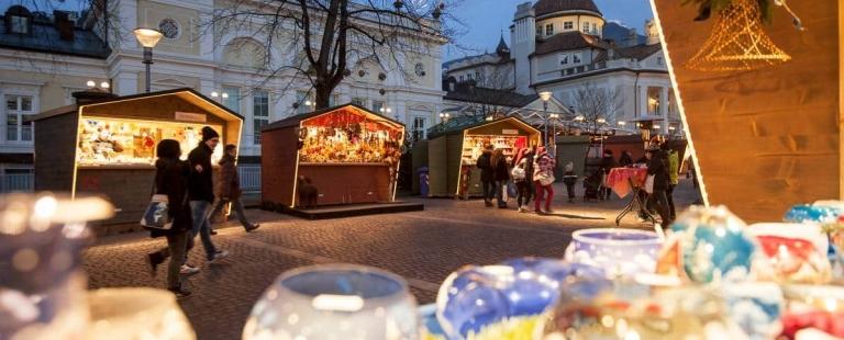 Adventmarkt in Naturns - Urlaub über Weihnachten