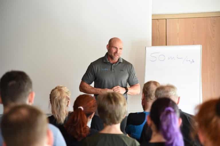 Manuel Eckardt - Fitness-Kurse im Lindenhof