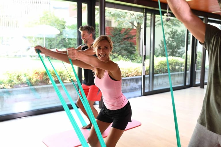 Fitness im Lindenhof - Fit&Fun-House